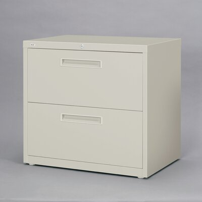 "CommClad 36"" Wide 2 Drawer HL5000-Series Lateral File Cabinet"