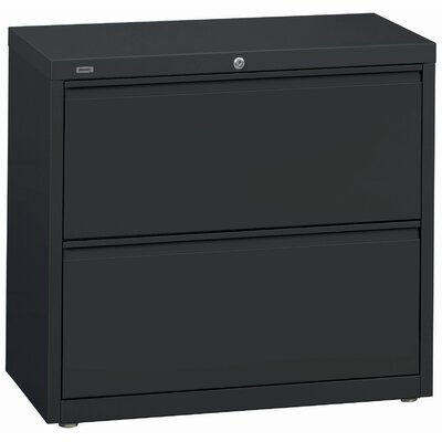"CommClad 36"" Wide 2 Drawer HL10000 Series Lateral File Cabinet"