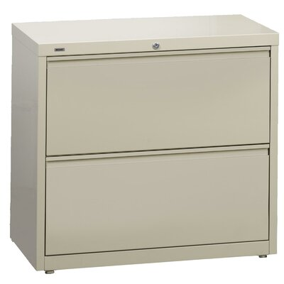 CommClad 30&quot; Wide 2 Drawer HL10000-Series Lateral File Cabinet