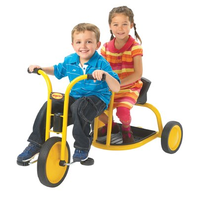Angeles MyRider Tandem Tricycle