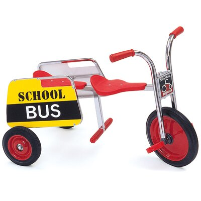 Angeles Rider School Bus Tricycle