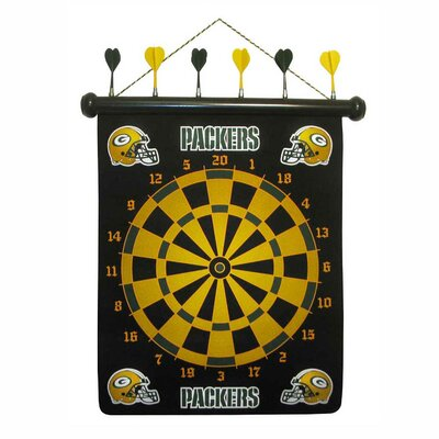 Rico Industries NFL Magnetic Dart Board Set