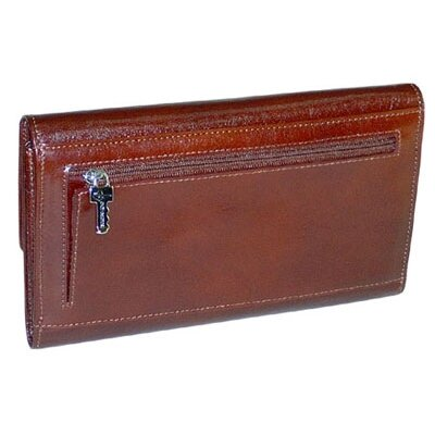 Jack Georges Sienna Clutch Women's Wallet