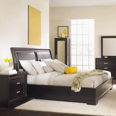 Najarian Furniture Brentwood Panel Bedroom Collection