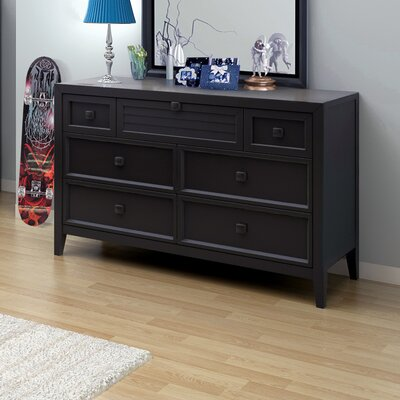 Najarian Furniture Steps 7 Drawer Dresser
