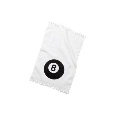 Cuestix Novelty Items Eight Ball Towel