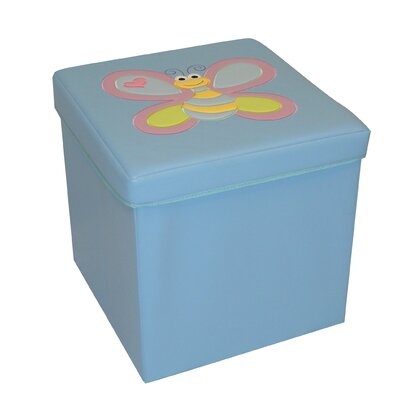 RiverRidge Home Products Kid's Storage Cube Ottoman