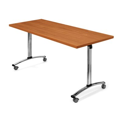 SurfaceWorks Drive 36&quot; x 60&quot; Rectangular Flip Top Table