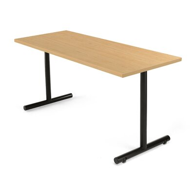 "SurfaceWorks Zume 24"" x 60"" Rectangular Training Table"