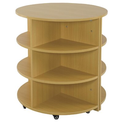 ECR4kids Two Piece Round High Storage Center