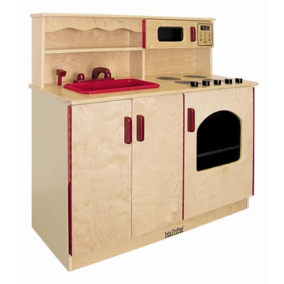 ECR4kids 4 in 1 Kitchen Center