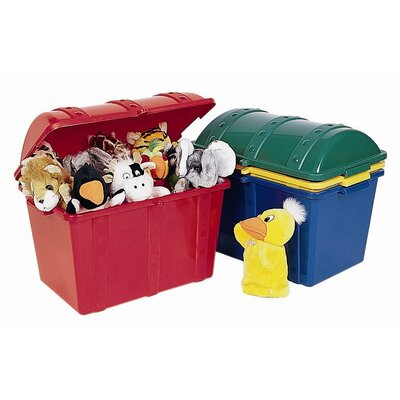 ECR4kids Play Treasure Toy Box