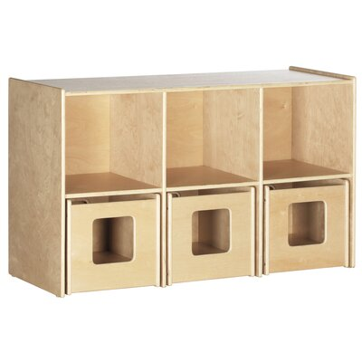 ECR4kids See & Store™ Shelf