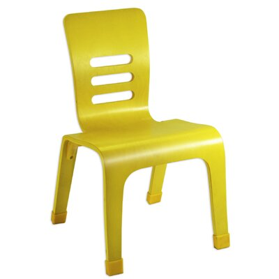 "ECR4kids 10"" Bentwood Classroom Stackable Chair"