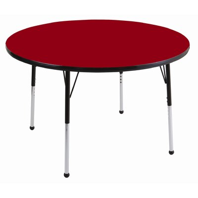 "ECR4kids 36"" Round Adjustable Activity Table"