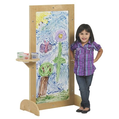 ECR4kids See-Thru Painting Easel