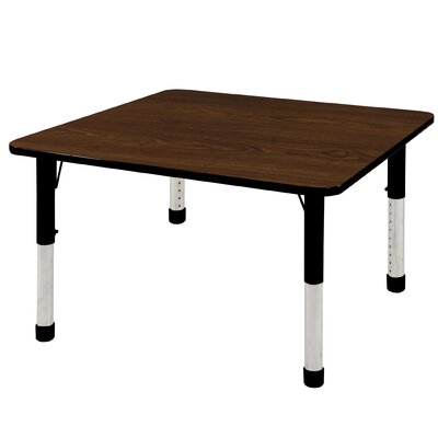 "ECR4kids 48"" Square Adjustable Activity Table"