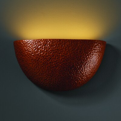 Justice Design Group Ambiance 2 Light Wall Sconce