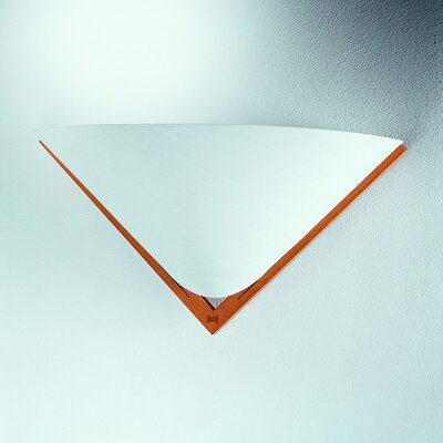 Justice Design Group Domus 75W One Light Wall Sconce