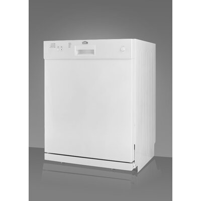 Summit Appliance Dishwasher in White