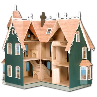 Greenleaf Dollhouses Garfield Dollhouse Kit