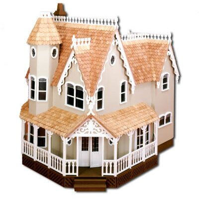 Greenleaf Dollhouses Pierce Dollhouse Kit