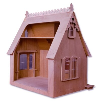 Greenleaf Dollhouses Storybook Cottage Dollhouse Kit