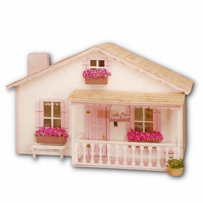 Greenleaf Dollhouses Madison Dollhouse Kit