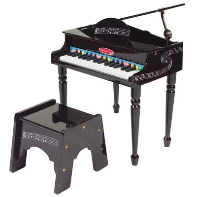 Melissa and Doug Grand Piano Music Toy