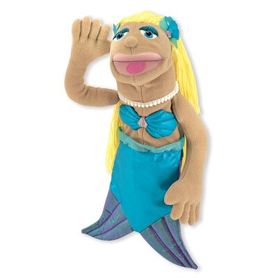 Melissa and Doug Mermaid Puppet