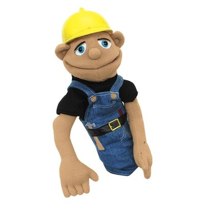 Melissa and Doug Construction Worker Puppet