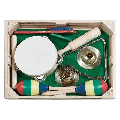 Melissa and Doug Band in a Box Music Toy