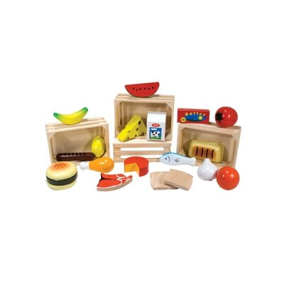 Melissa and Doug Food Groups Play Set