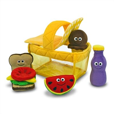 Melissa and Doug Picnic Basket Fill and Spill