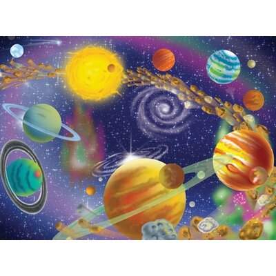 Melissa and Doug The Infinite Cosmos Cardboard Jigsaw Puzzle