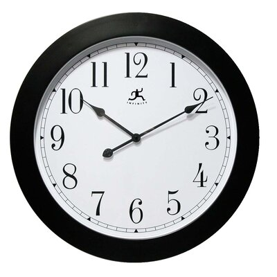 Infinity Instruments Nexus Wall Clock