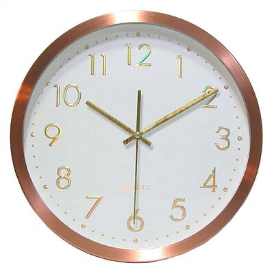 Infinity Instruments Penny for Your Thoughts Wall Clock