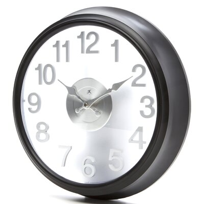 The Onyx Black Wall Clock