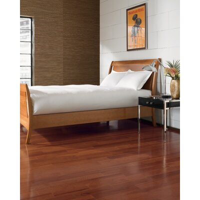 "Somerset Floors Specialty Plank 5"" Solid Hickory Flooring in Nutmeg"