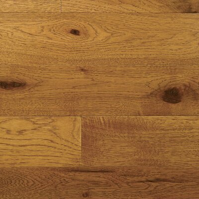 "Somerset Floors Character 5"" Engineered Hickory Flooring in Hickory Saddle"