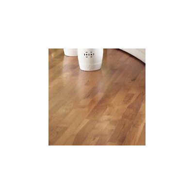 "Somerset Floors Character Plank 4"" Solid Hickory Saddle Flooring"