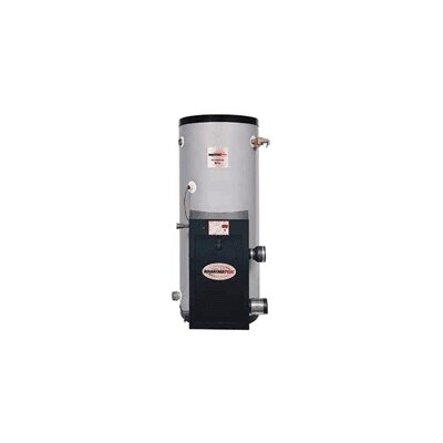 PowerVent AdvantagePlus Sealed Combustion 55 Gallon Natural Gas Commercial Water Heater