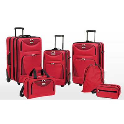 Skyview II 6 Piece Luggage Set