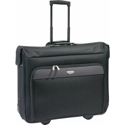 "Travelers Club 44"" Wheeled Garment Bag"