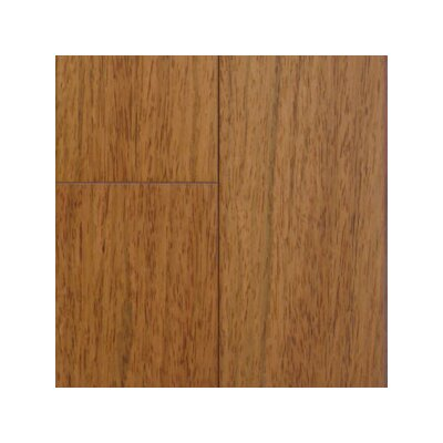 Hawa Bamboo SAMPLE - Solid Exotic Brazilian Cherry in Natural