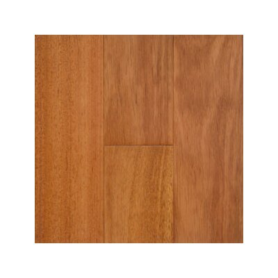 Hawa Bamboo SAMPLE - Solid Exotic Kempas in Natural