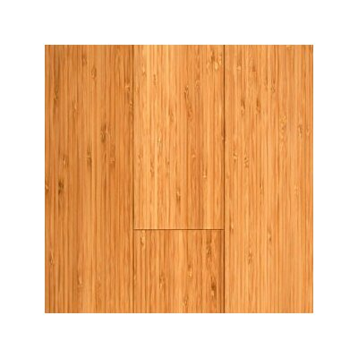 "Hawa Bamboo Prefinished Vertical 3-3/4"" Solid BambooFlooring in Carbonized Matte"