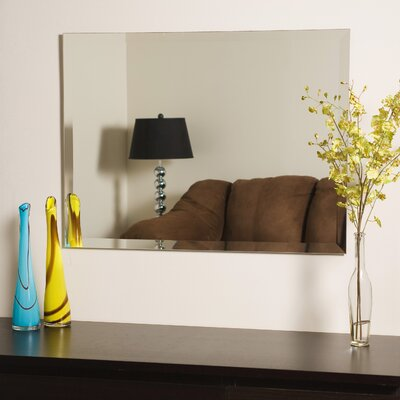 Decor Wonderland Frameless Leona Mirror
