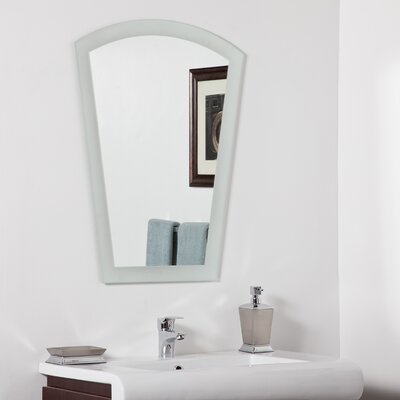 Decor Wonderland Gabrielle Modern Bathroom Mirror