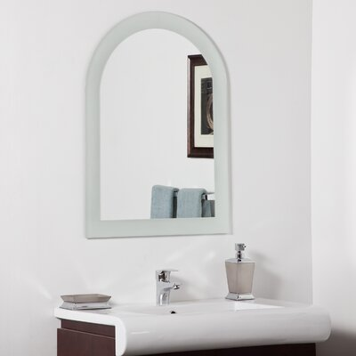 Decor Wonderland Serenity Modern Bathroom Mirror